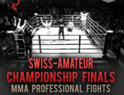 Swiss-amateur Championship Finals MMA professional fighters