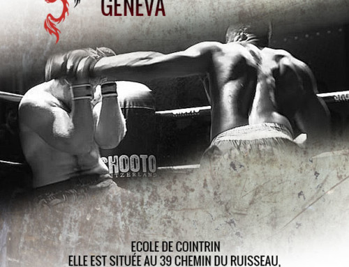 Shooto Geneva Saturday, may 27, 2017