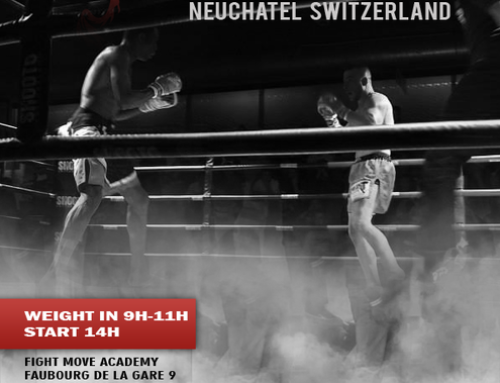 Shooto Neuchatel Switzerland