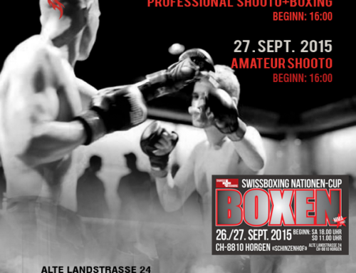 Shooto Horgen 26/27 sept 2015